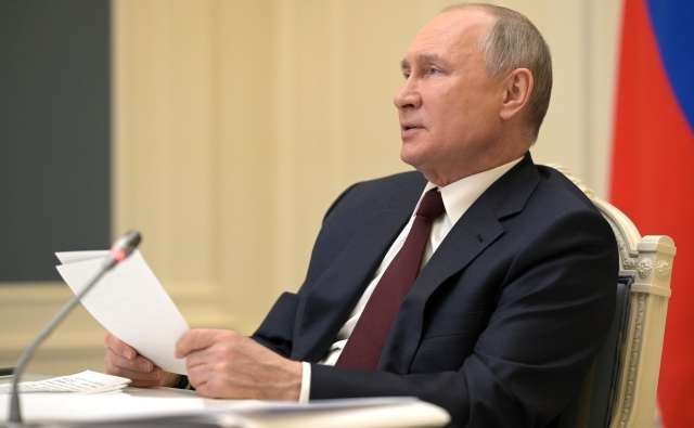 Правда от Путина про климатический ресурс России