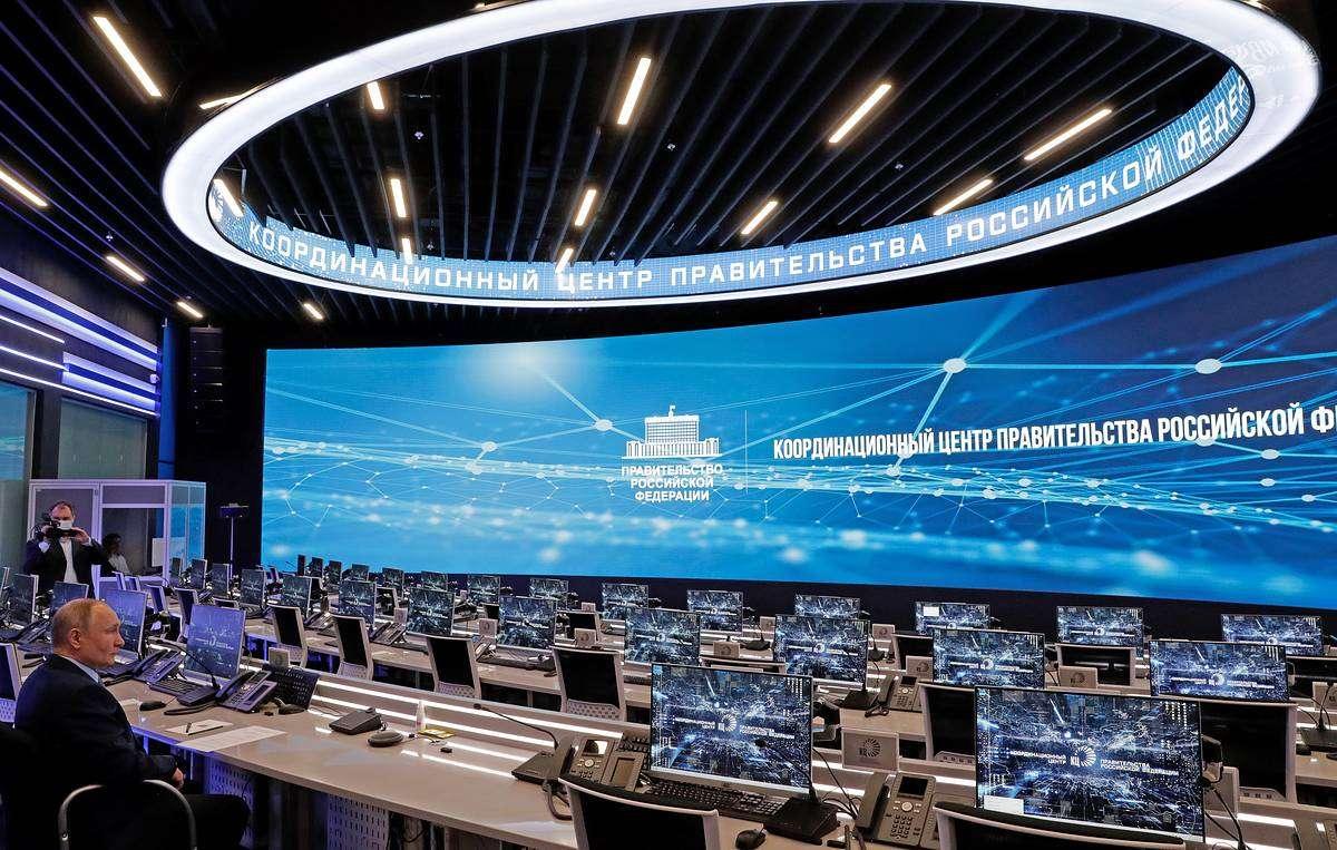 Как невидимая цифровая «рука Кремля» взяла бюрократию за горло