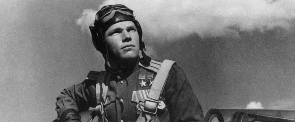 Бумажные асы Третьего Рейха против русских лётчиков