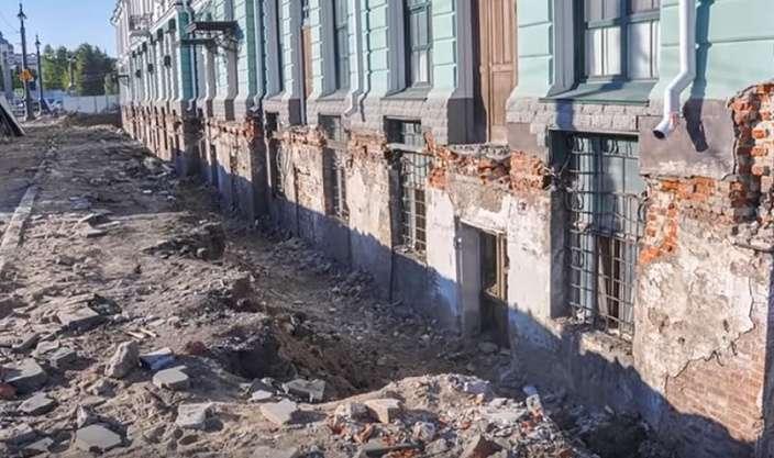 Засыпанные города по всему миру – артефакты глобальной катастрофы