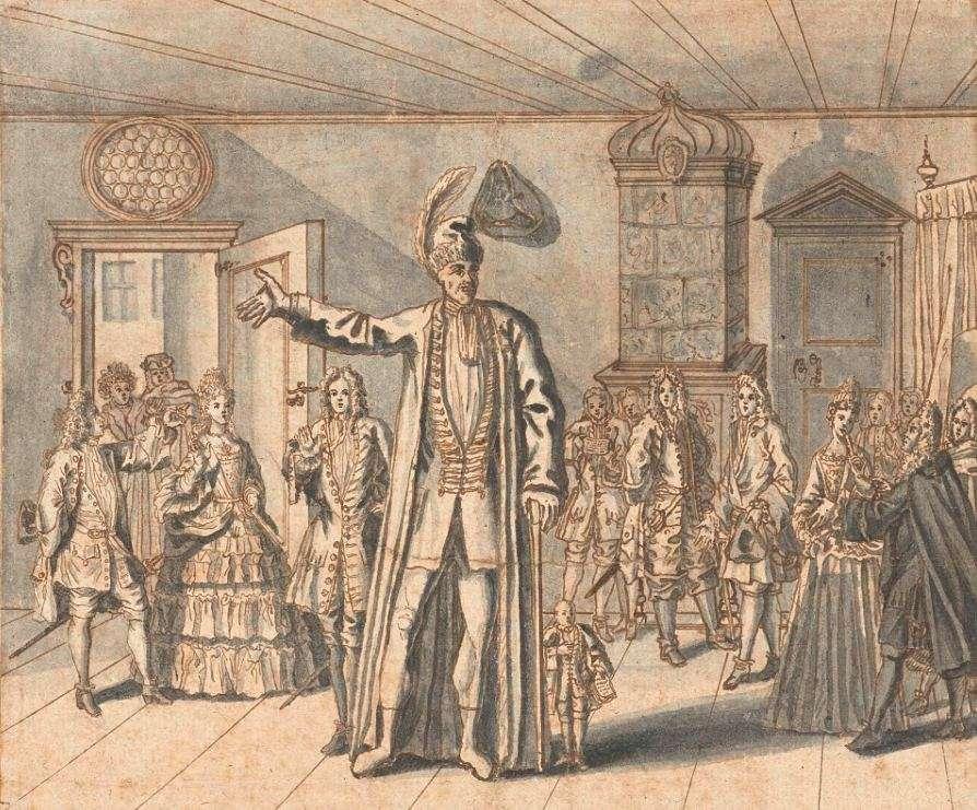 Великаны славяне – предки современных Голландцев