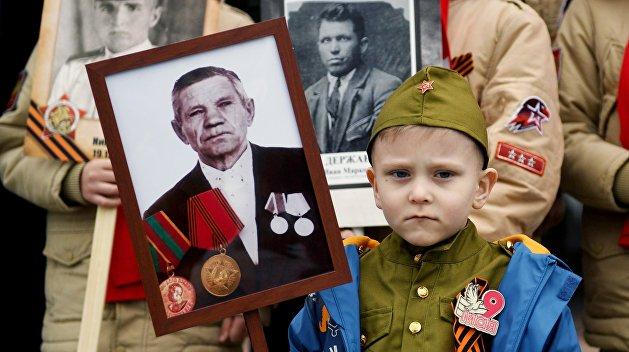 Как бывшие союзники отметили День Победы над гитлеровской Германией