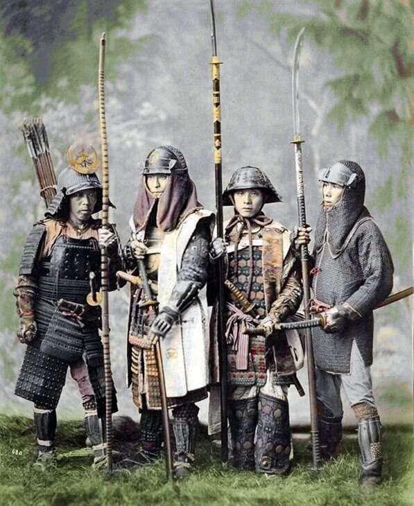 Японские самураи – голливудские мифы и жестокая реальность