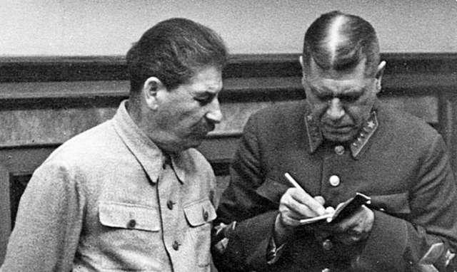 Почему Красная армия пошла на Берлин?