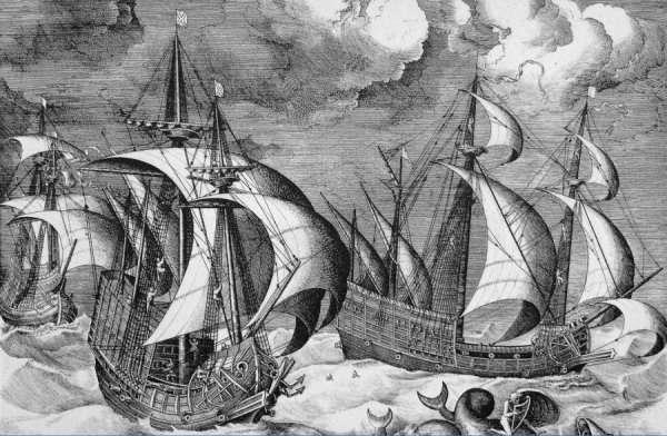 Пётр Первый не создавал русский флот!