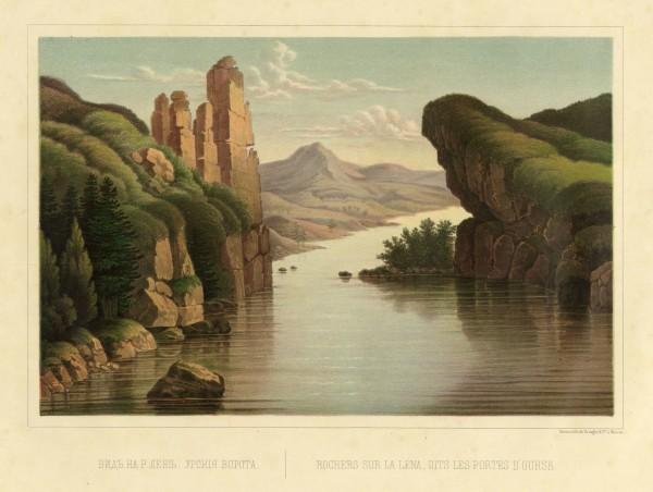 Забытые мегалиты Сибири на древних рисунках