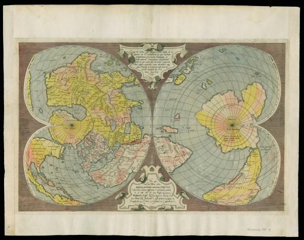 Настоящие и фальшивые карты Меркатора – доказательства фальсификации истории