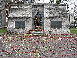 Разгром русского сопротивления Прибалтики нацистами