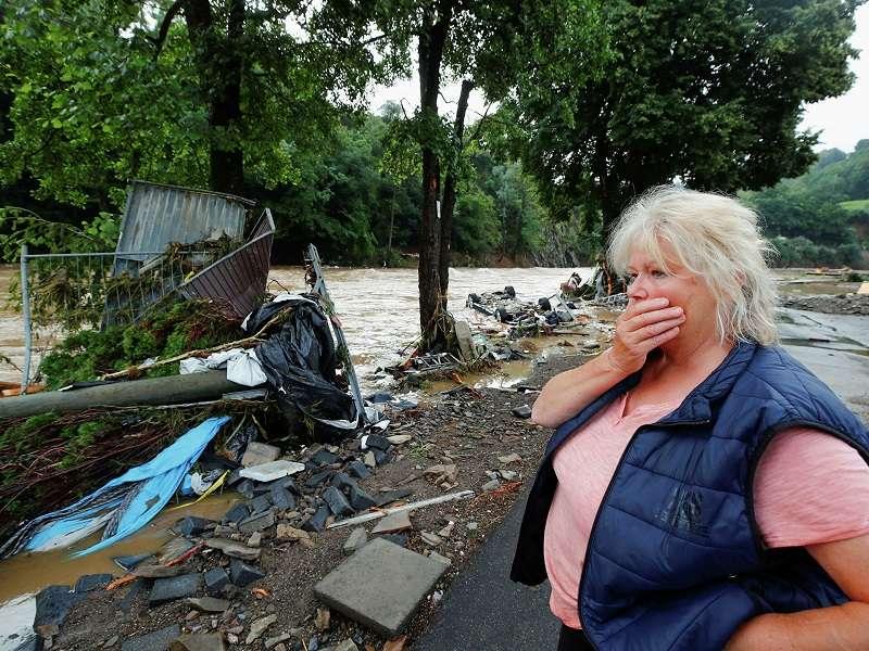 Наводнения разрушают миф об ордунге