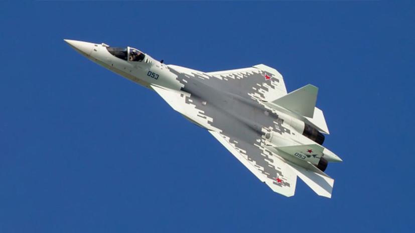 Су-75 Checkmate – чем уникален новый российский истребитель