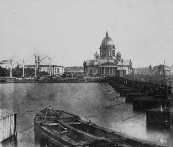 «Строительство» Исаакиевского собора в «Воспоминаниях» Ф.Вигеля