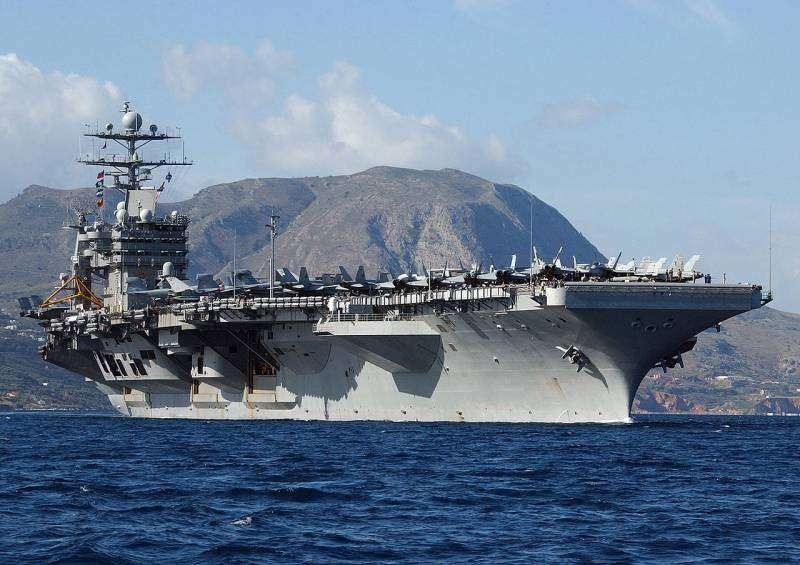 Новая морская стратегия Соединенных штатов Америки