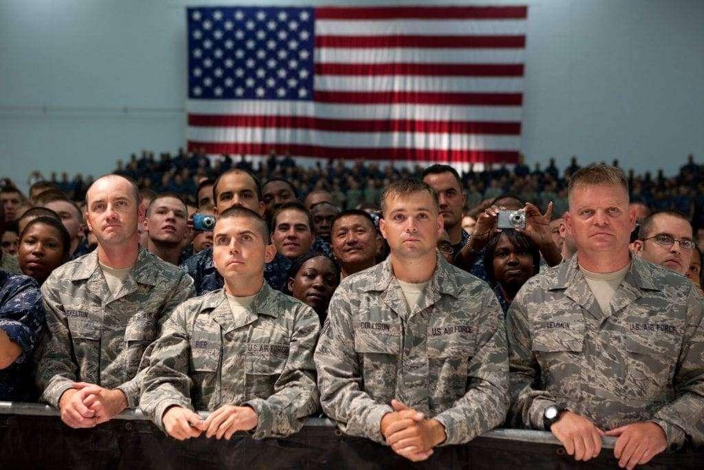 Трусливо-воинственная армия США – лицо современной Америки