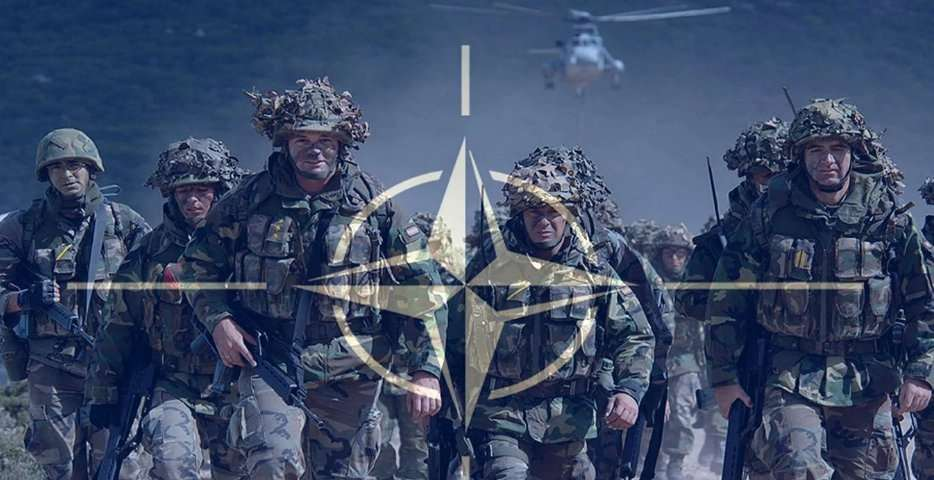 Как НАТО ведёт информационную войну против России