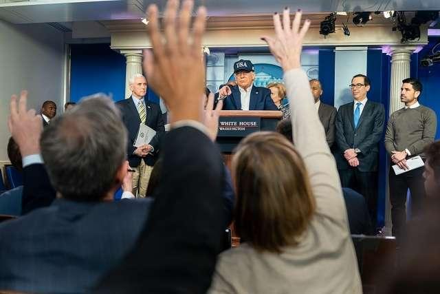 США проигрывают Китаю раунд ковид-истерии