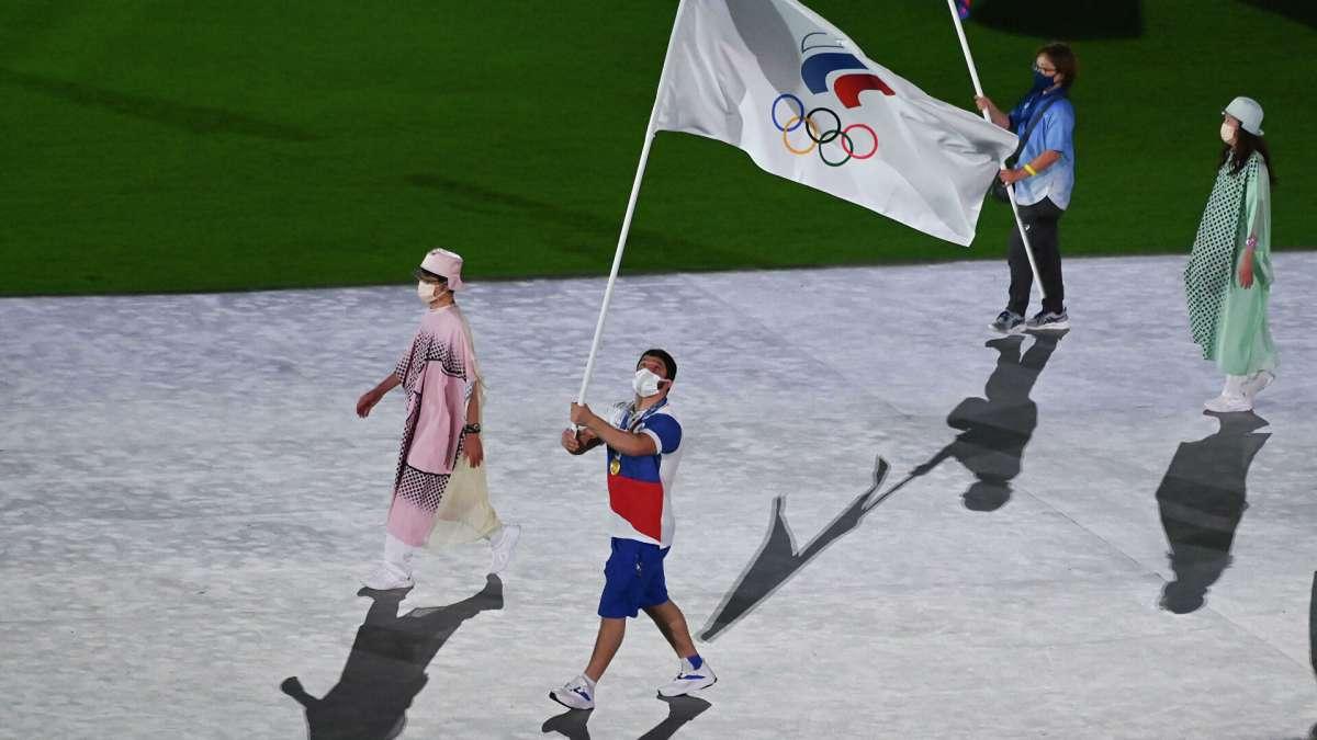 Олимпийская холодная война в Токио