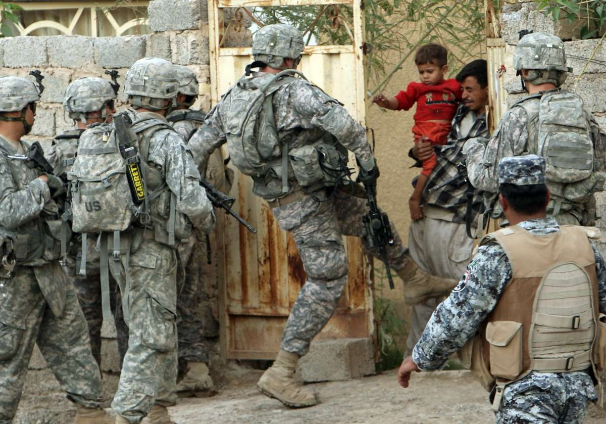 В чем причина агрессивного поведения «цивилизованного» Запада по всему миру