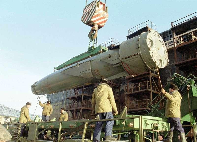 Русский флот вооружают убийцей авианосцев