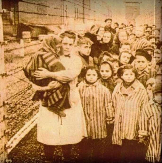 Информационный удар «Холокостом» по детям. Часть 4