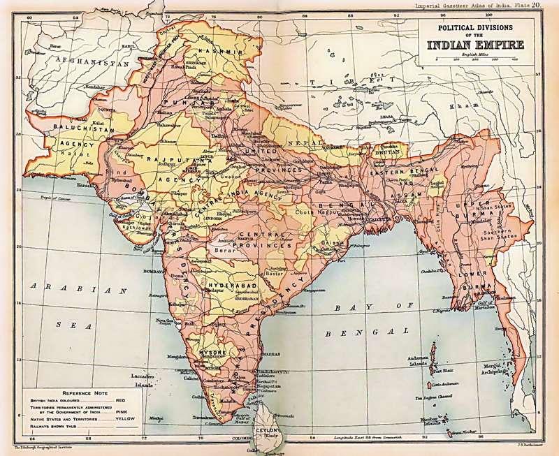 Как Британия ограбила Индию на 45 триллионов долларов