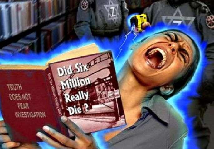 Информационный удар «Холокостом» по детям. Часть 5