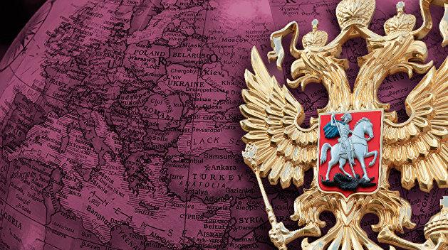 Россия в глобальном паразитическом мире