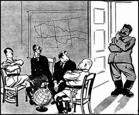 Как поляки с Гитлером в 1938 году Чехословакию поделили