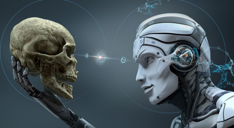 Искусственный интеллект – генератор опасностей для человечества