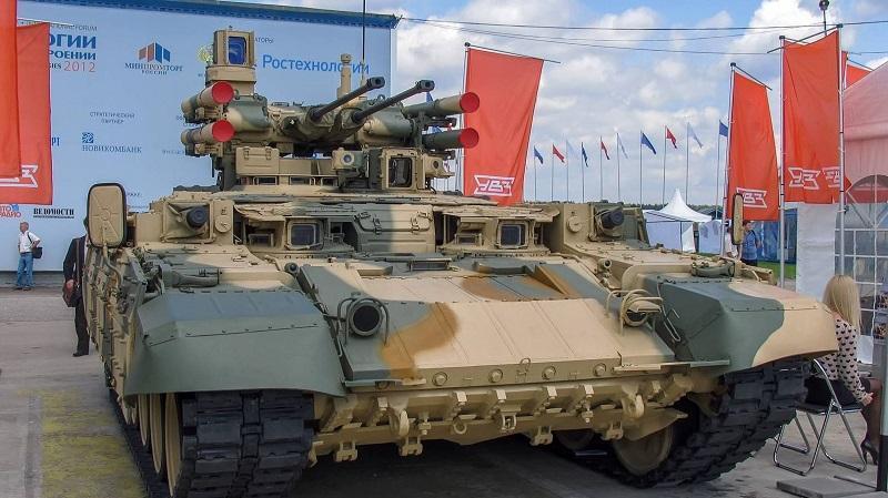 БМПТ «Терминатор». Телохранитель для основного танка