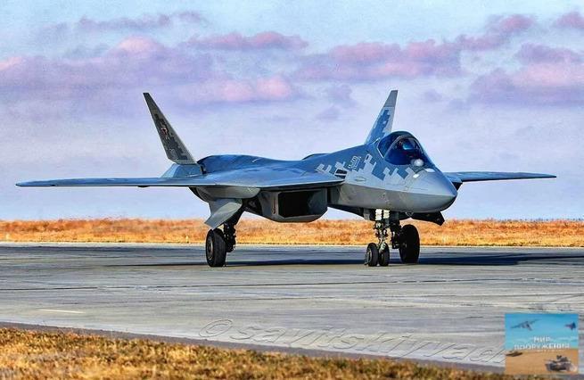 «Из России с любовью»: пролетевший впритык истребитель Су-57 стал сюрпризом для американских радаров