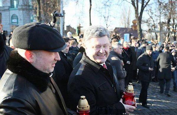 «Распятый русскоязычный ж...д» стал символом веры «Святейшей церкви Украины»
