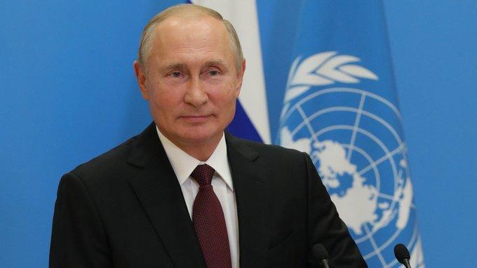Видеообращение Путина на пленарном заседании Генеральной Ассамблеи ООН 22.09.2020. Полный текст