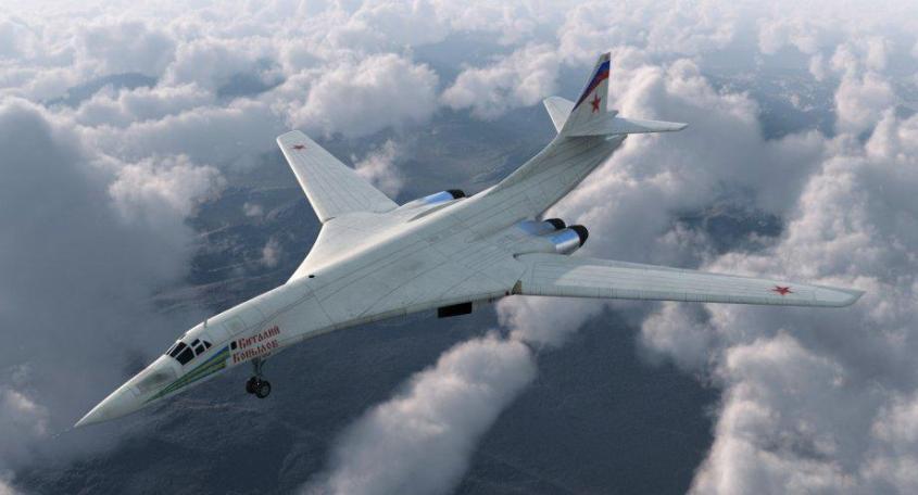 США обделались при виде приближающихся российских Ту-160 к своим границам