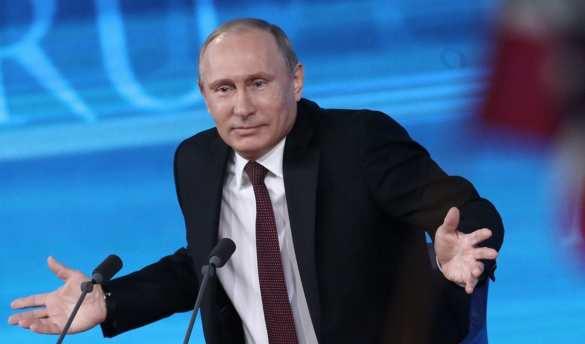 Разведка США: Путин проводит спецоперацию и унижает Байдена   Русская весна