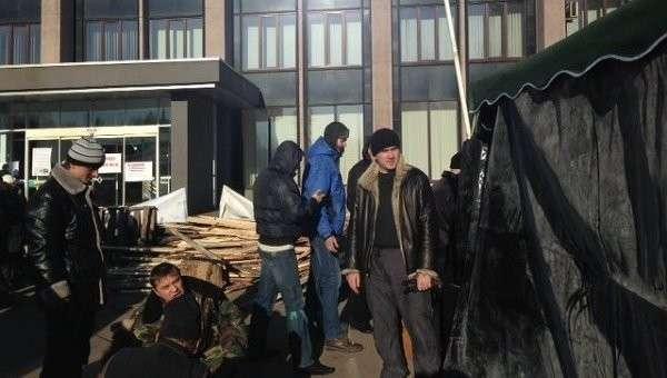 В Кривом Роге народ готовится к восстанию против олигархов