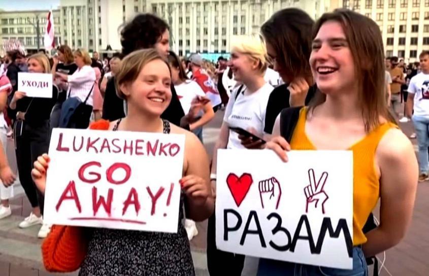 Странности пандемии: куда подевался коронавирус во время протестов в Белоруссии