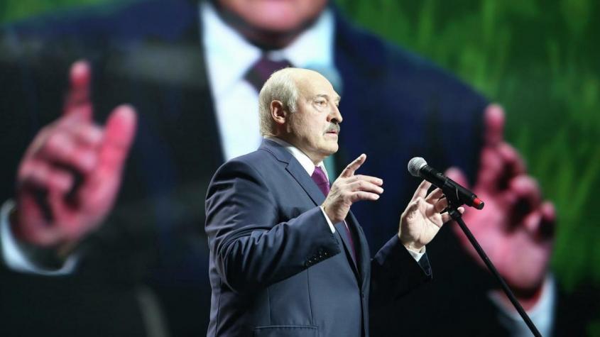 Президент Белоруссии Александр Лукашенко выступает на женском форуме в Минске. 17 сентября 2020 – РИА Новости, 1920, 25.09.2020