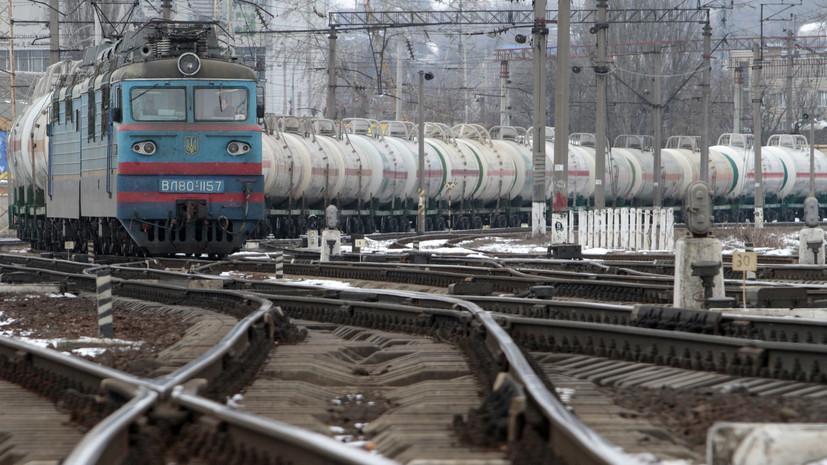 Почему Украина обвиняет Россию в полной остановки незалежной вагоностроительной отрасли?