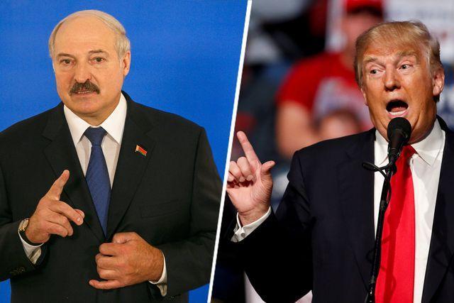 Казус Лукашенко – выступит ли Брюссель против Трампа?