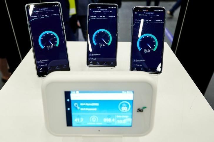 Ростех представил российскую базовую станцию мобильной сети 5G