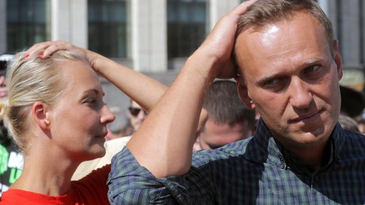 Объяснено, почему Навальный и Скрипали не были отравлены
