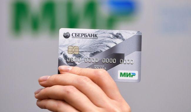 В России все социальные выплаты переводят на карту «Мир»