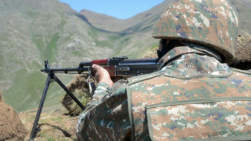 Армения: на границе сбиты два азербайджанских вертолетах