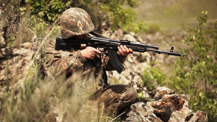 На армяно-азербайджанской границе вспыхнули бои