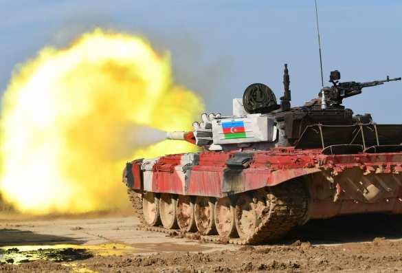 Азербайджан принял решение о военной операции по всей линии фронта | Русская весна