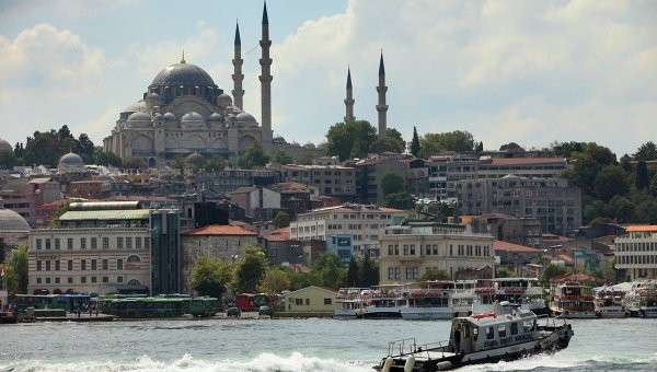Турция не пропустит танкеры с СПГ для Украины в Чёрное море