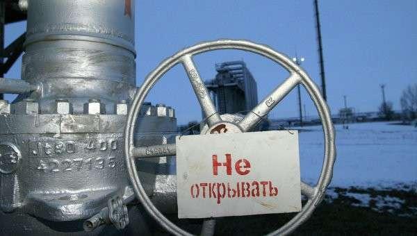 После строительства газопровода в Турцию, транзит газа через Украину сведётся к нулю