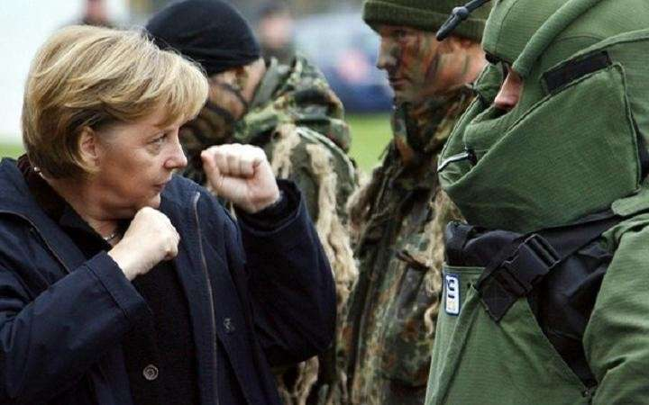 Обращение немецкой элиты к политикам