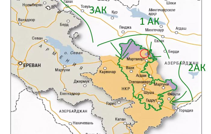 Армяно-Азербайджанская война 2020: итоги боев 28 сентября