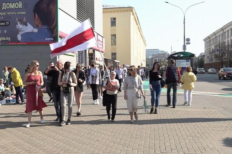 Деньги на переворот в Белоруссии закончились, оппозиционеры разъезжаются по домам
